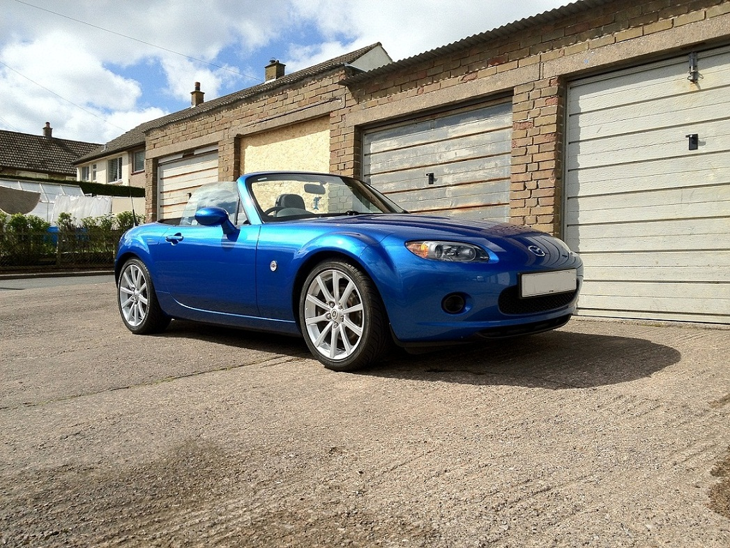 mazda mx5 mk3 2006 garage system mx5nutz forum. Black Bedroom Furniture Sets. Home Design Ideas