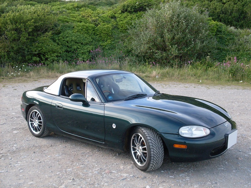 mazda eunos mx5 mk2 v spec 1999 garage system mx5nutz forum. Black Bedroom Furniture Sets. Home Design Ideas